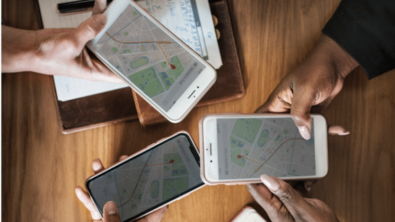 Important Benefits of Using GPS Tracker App