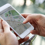 GPS tracker app for iPhone